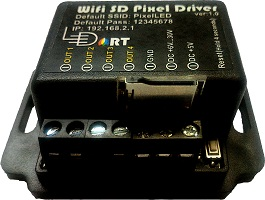 کنترلر چهار کانال ال ای دی آی سی دار