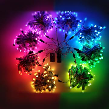 پیکسل LED انگشتی