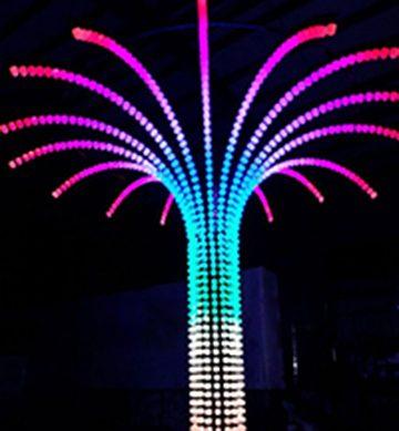 درخت نوری