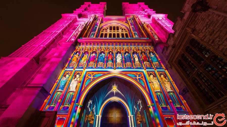 جشنواره نور لندن