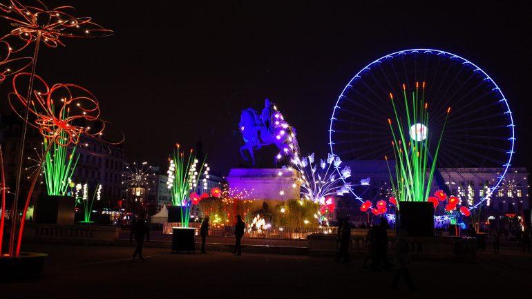 جشنواره نور فرانسه