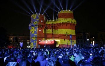 جشنواره نور اسپانیا